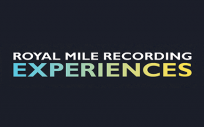 royal mile recording experiences